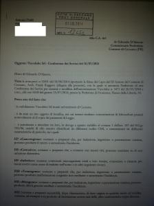 Viscolube - lettera D'Alascio 2 a