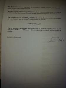 Viscolube - lettera D'Alascio 2 b