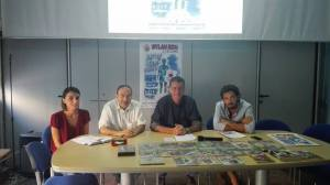 conferenza stampa Dylan Dog a Ceccano