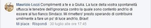 commento Lozzi