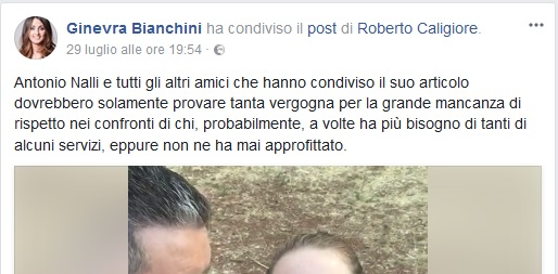 post Ginevra Bianchini